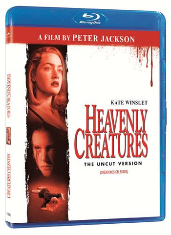 Heavenly Creatures (The Uncut Version) (Blu-ray) (Bilingual) BLU-RAY Movie