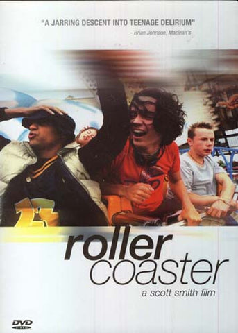Rollercoaster (Scott Smith) DVD Movie