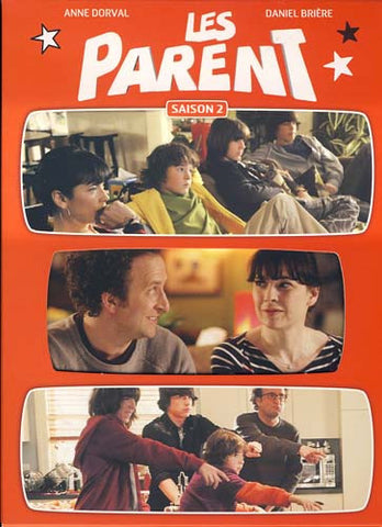 Les Parent - Saison 2 (Boxset) DVD Movie