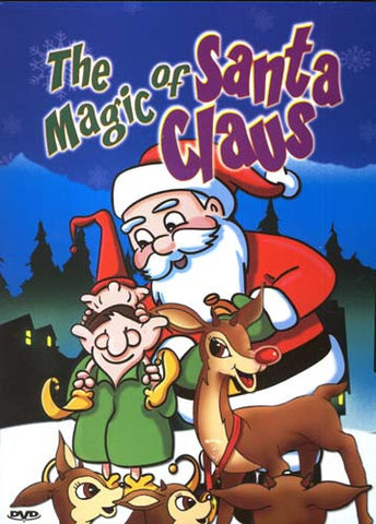 The Magic Of Santa Claus DVD Movie