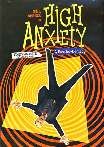 High Anxiety (Fotre Anxiete) DVD Movie