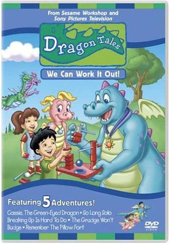 Dragon Tales - We Can Work It Out DVD Movie