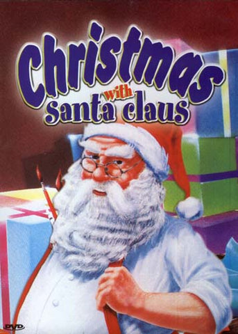 Christmas With Santa Claus (Guillotine Films) DVD Movie