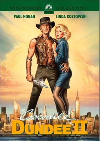 Crocodile Dundee 2 (Widescreen) DVD Movie