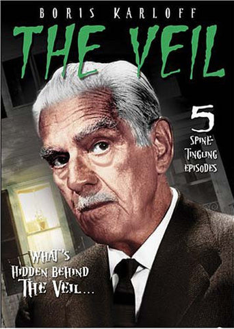 Boris Karloff - The Veil (Volume 1) DVD Movie
