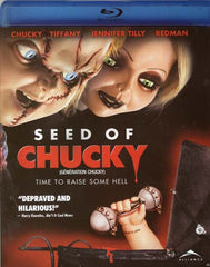 Seed Of Chucky (Bilingual) (Blu-ray)