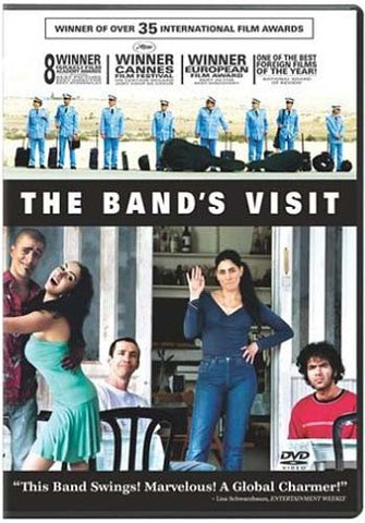 The Band s Visit DVD Movie