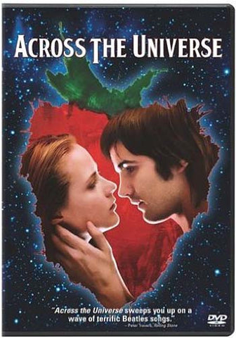 Across the Universe DVD Movie
