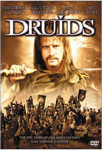 Druids DVD Movie