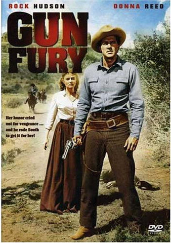 Gun Fury DVD Movie