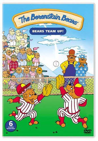 The Berenstain Bears - Bears Team Up DVD Movie