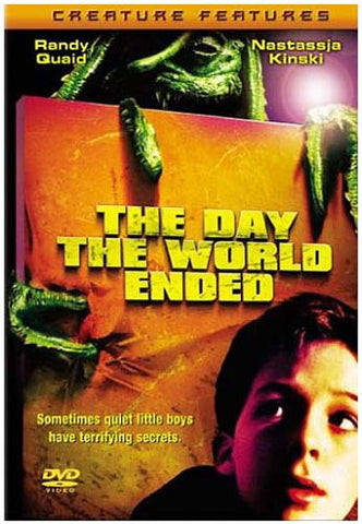 The Day the World Ended (Creature Features) DVD Movie