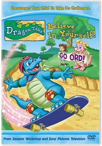 Dragon Tales - Believe in Yourself DVD Movie