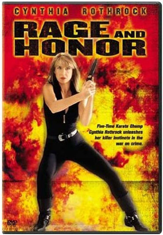 Rage and Honor DVD Movie