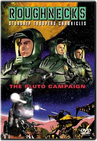 Roughnecks - Starship Troopers Chronicles - The Pluto Campaign DVD Movie