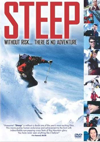 Steep DVD Movie