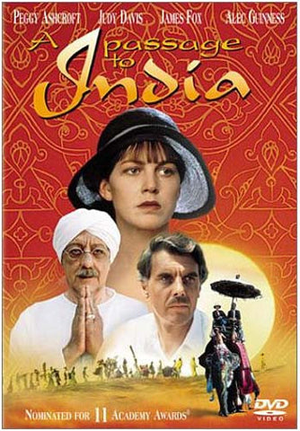 A Passage To India DVD Movie