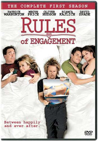 Rules Of Engagement - The Complete First Season DVD Movie