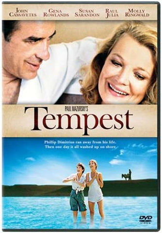 Tempest DVD Movie