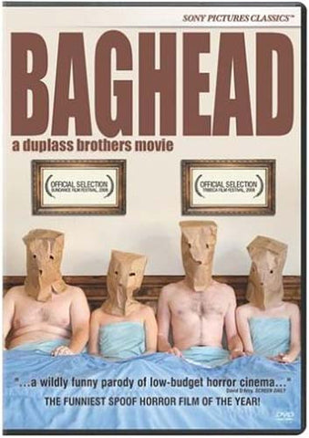 Baghead DVD Movie