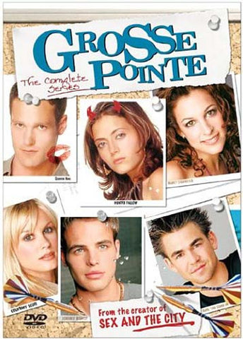 Grosse Pointe - The Complete Series DVD Movie