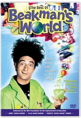 The Best Of Beakman's World DVD Movie