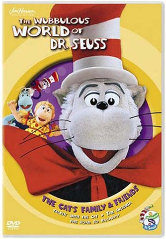 The Wubbulous World of Dr. Seuss - The Cat's Family and Friends DVD Movie
