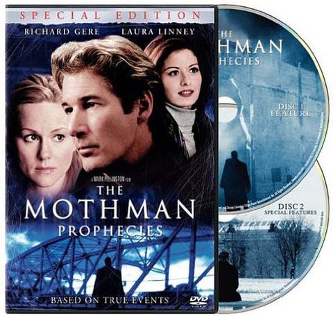 The Mothman Prophecies (Special Edition) DVD Movie