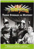The Three Stooges - Three Stooges in History DVD Movie