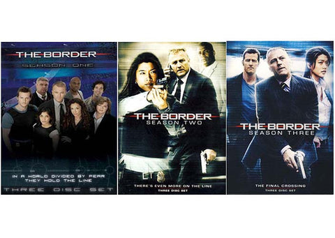 The Border - Season One / Two / Three (3 Pack) (Boxset) DVD Movie