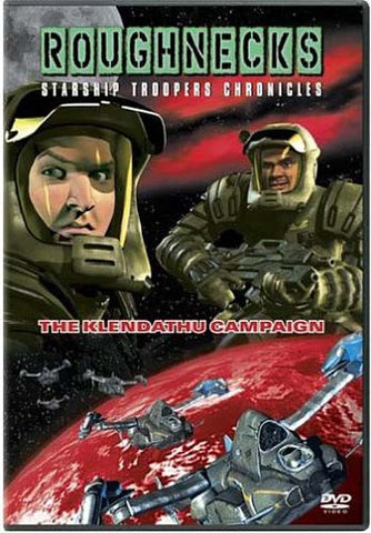 Roughnecks - The Starship Troopers Chronicles - The Klendathu Campaign DVD Movie