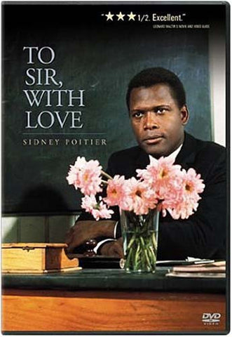 To Sir, With Love DVD Movie