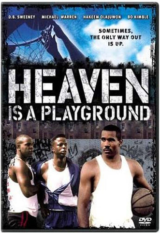 Heaven Is a Playground DVD Movie