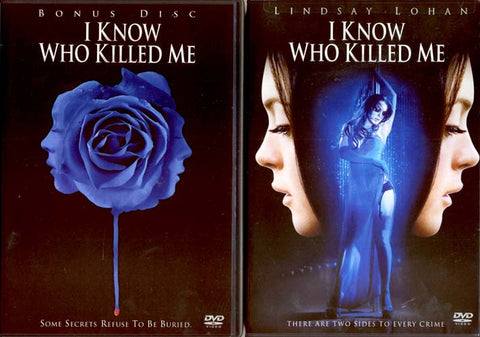 I Know Who Killed Me (With Bonus Disc) (2 Pack) (Boxset) DVD Movie