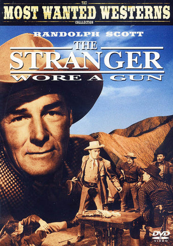 The Stranger Wore a Gun DVD Movie