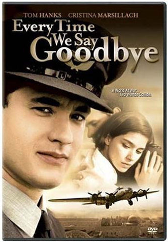 Every Time We Say Goodbye DVD Movie