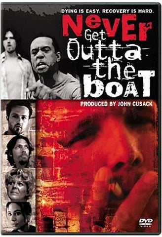 Never Get Outta the Boat DVD Movie