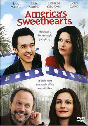 America's Sweethearts (Widescreen/Fullscreen) (With Reel Love Series DVD Trivia Game) DVD Movie
