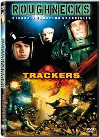 Roughnecks - The Starship Troopers Chronicles - Trackers DVD Movie