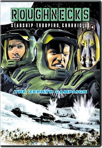 Roughnecks - The Starship Troopers Chronicles - The Zephyr Campaign DVD Movie