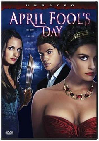April Fool's Day (Unrated) DVD Movie