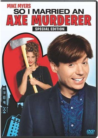 So I Married an Axe Murderer DVD Movie