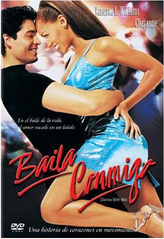 Baila Conmigo (Dance with me) (Spanish) (Widescreen/Fullscreen) DVD Movie