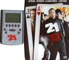 21 (Single-Disc Edition) (Exclusive 21 Electronic Blackjack Game) (Boxset)