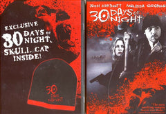 30 Days of Night (With Exclusive Skull Cap) (2-Pack) (Boxset)