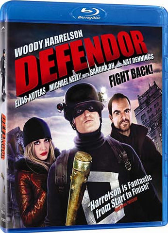 Defendor (Blu-ray) BLU-RAY Movie