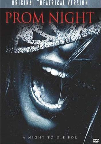 Prom Night (Rated) DVD Movie