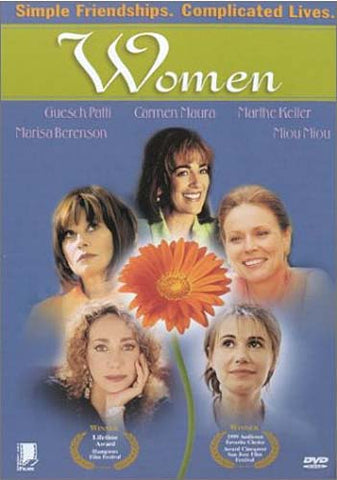 Women - Simple Friendships. Complicated Lives DVD Movie