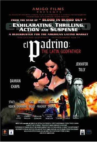 El Padrino - The Latin Godfather DVD Movie