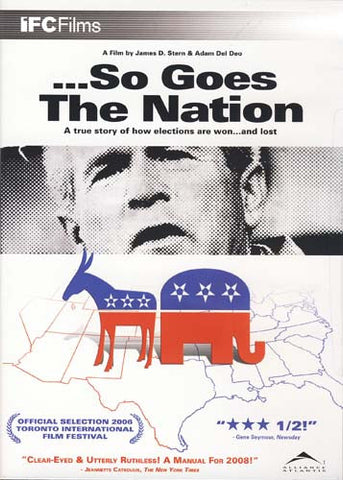 So Goes the Nation DVD Movie